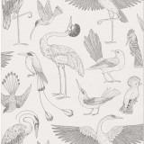 Ferm Living Katie Scott Birds behang