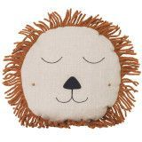 Ferm Living Safari lion kussen natural