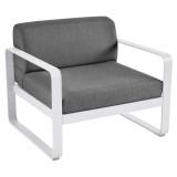 Fermob Bellevie fauteuil kussen antraciet