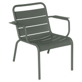 Fermob Luxembourg lounge fauteuil met armleuning
