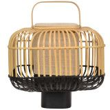 Forestier Bamboo square tafellamp small