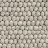 Hay Peas vloerkleed 170 x 240 soft grey