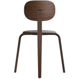 Menu Afteroom Dining Chair Plus stoel hout
