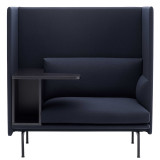 Muuto Outline Highback I-Seater bank links