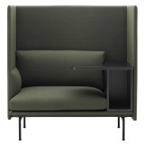 Muuto Outline Highback I-Seater bank rechts