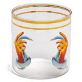 Seletti Toiletpaper glas