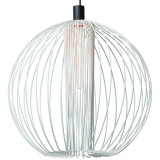 Wever Ducré Wiro Globe 1.0 hanglamp wit