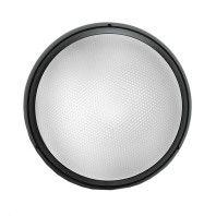 Artemide Pantarei mini wandlamp LED geblazen glas zwart