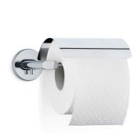 Blomus Areo toiletrolhouder met klep
