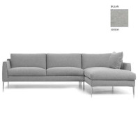 Design on Stock Heelz bank 3-zits 1-arm + chaise longue