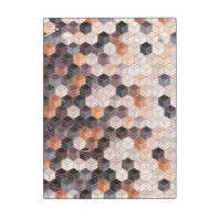 Tarkett Cubes vloerkleed vinyl 166x226