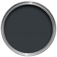 Farrow & Ball Hout- en metaalverf binnen Black Blue (95)