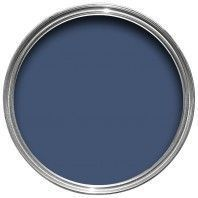 Farrow & Ball Hout- en metaalverf binnen Drawing Room Blue (253)