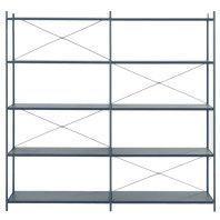 Ferm Living Punctual shelving system stellingkast 2x5
