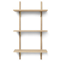 Ferm Living Sector Shelf wandplank triple narrow