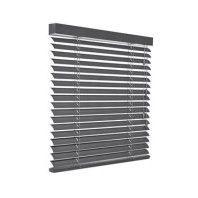 Flinders Aluminium jaloezie donker grijs