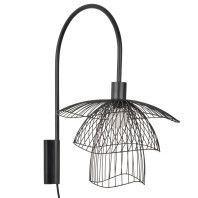 Forestier Papillon wandlamp