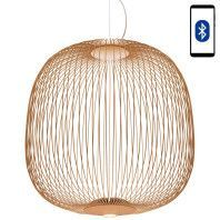 Foscarini Spokes 2 large MyLight hanglamp LED dimbaar Bluetooth