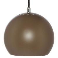 Frandsen Tweedekansje - Ball Matt hanglamp bruin