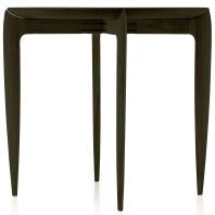 Fritz Hansen Tweedekansje - Foldable Tray Table bijzettafel zwart gelakt eiken