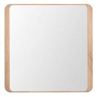Gazzda Ena spiegel 90x2,5x90 whitewash