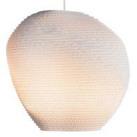 Graypants Pebbles Allyn hanglamp