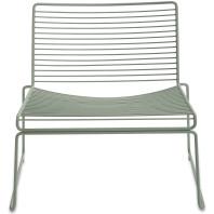 Hay Tweedekansje - Hee Lounge fauteuil buiten army