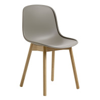 Hay Tweedekansje - Neu Chair stoel mud grey