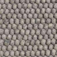 Hay Outlet - Peas vloerkleed 80 x 140 medium grey