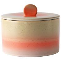 HKliving 70's Ceramic koektrommel
