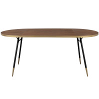 Livingstone Design Huntly tafel ovaal