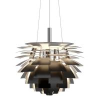 Louis Poulsen PH Artichoke 48 hanglamp zwart LED