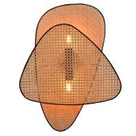 Market Set Screen wandlamp dubbel