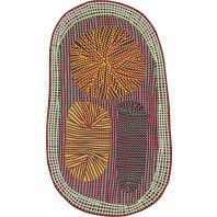 Moooi Carpets Magic Marker Amoebe vloerkleed 252x393