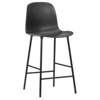 Normann Copenhagen Form Bar Chair barkruk 65cm