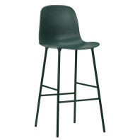Normann Copenhagen Form Bar Chair barkruk 75cm