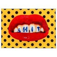 Seletti Teeth vloerkleed 280x194