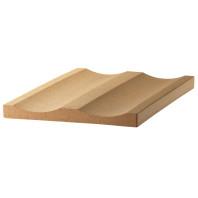 String Furniture Cork bottle tray 29.6x19.3cm set van 2