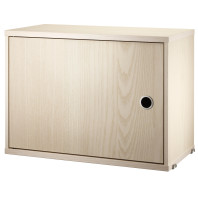 String Furniture Kast met openslaande deur 58x42x30cm