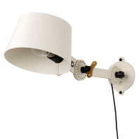 Tonone Tweedekansje - Bolt Sidefit wandlamp small met stekker lightning white