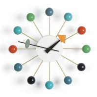 Vitra Outlet - Ball Clock klok multi colour