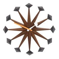 Vitra Polygon Clock klok
