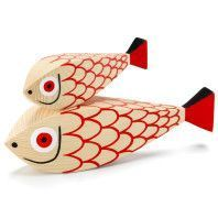 Vitra Wooden Dolls Fishes kunst