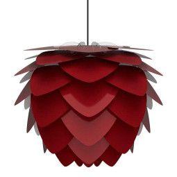 Umage Aluvia hanglamp rood