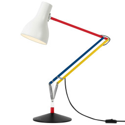 Anglepoise Type 75 bureaulamp Paul Smith Edition