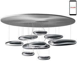 Artemide Mercury Soffitto plafondlamp LED dimbaar via smartphone