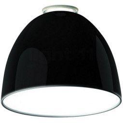 Artemide Tweedekansje - Nur gloss plafondlamp zwart