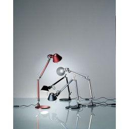 Artemide Tweedekansje - Tolomeo Micro LED bureaulamp met voet 3000K