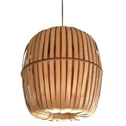 Ay illuminate Kiwi Bamboo medium hanglamp