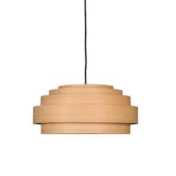 Ay illuminate Thin Wood hanglamp